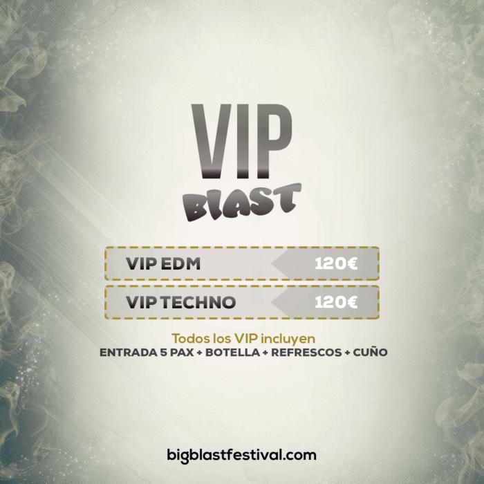 VIP BLAST 5 MAYO 2018